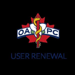 User Renewal Logo