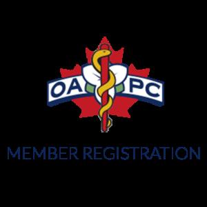 Member Registration Logo